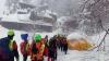Avalanşa în Italia: Operaţiunile de căutare a oamenilor dispăruţi s-au încheiat