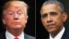 RIVALITATE ÎNTRE PREŞEDINŢII SUA. Barack Obama îi face zile grele lui Donald Trump
