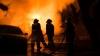 INCENDIU DEVASTATOR la un circ din Bucureşti: Mai multe animale au murit în flăcări (VIDEO)