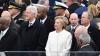 Momente grele pentru Hillary Clinton înaintea ceremoniei de învestirea a lui Trump (VIDEO)