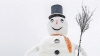 Om de zăpadă uriaș! Cine a creat gigantul de 10 tone (FOTO)