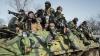 OFICIAL: 40.000 de insurgenţi şi soldaţi ruşi luptă în Donbas contra militarilor ucraineni