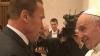 Arnold Schwarzenegger s-a întâlnit cu Papa Francisc la Vatican. Despre ce au discutat