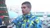 Iulian Oprea s-a alăturat lotului naţional de sanie