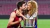 Shakira FACE TRANSFERURILE! Artista nu-l mai vrea pe Pique la FC Barcelona