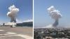 Explozii puternice în Somalia, lângă aeroportul Mogadiscio și baza Misiunii Uniunii Africane