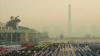 PUBLIKA WORLD: Demnitarii au ieșit să facă înviorare în piaţa centrală din Phenian (VIDEO)