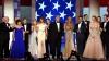 Femeile din familia Trump, în rochii decorate cu paiete şi cristale la balul de învestire a noului preşedinte al SUA