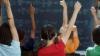 Lecţie de istorie pe ritm de rap. Un profesor a pierdut un pariu şi a predat lecţia într-un mod INEDIT