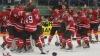 """""""Team Canada"""" a câştigat turneul de hochei Cupa Spengler"""