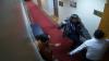 Caz ieşit din comun la Pretura sectorului Centru! Un vicepretor S-A BĂTUT cu un activist civic (VIDEO)