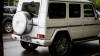 DRIFTURI NOCTURNE cu un Mercedes-Benz G-Class! Cine era la volanul SUV-ului (VIDEO)