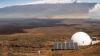 Un grup de oameni de știință vor petrece opt luni într-o clădire sferică pe panta vulcanului din Hawaii