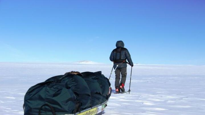 PREMIERĂ MONDIALĂ! O femeie a ajuns pe jos la Polul Nord (VIDEO)