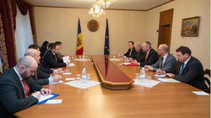 """Andrian Candu: """"Soluționarea conflictului transnistrean se poate face doar în formatul 5+2"""""""