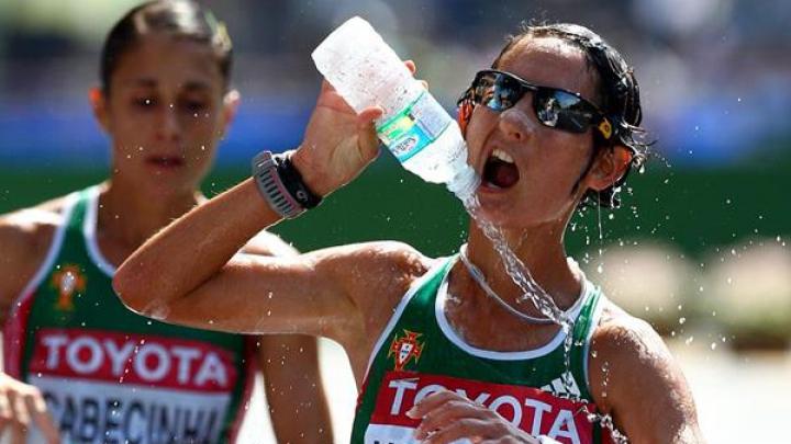 Atletism: Portugheza Ines Henriques a stabilit PRIMUL RECORD MONDIAL la 50 kilometri marș