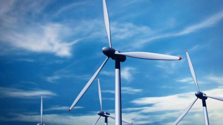 DATE OPTIMISTE: Producţie RECORD de energie eoliană în România