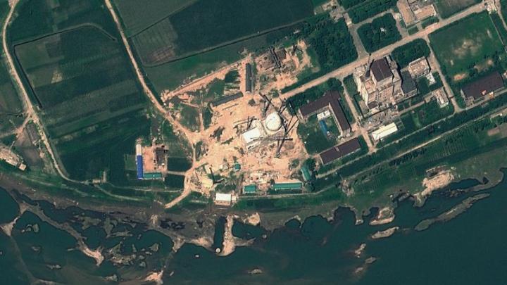 Regimul nord-coreean a repornit un reactor nuclear la complexul de la Yongbyon