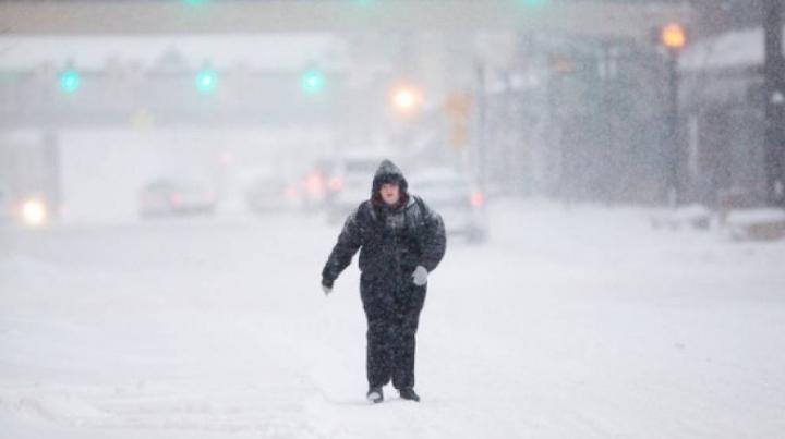 SIBERIA, GER DE CRAPĂ PIETRELE. În orașul Oimiakon sunt minus 67 de grade Celsius