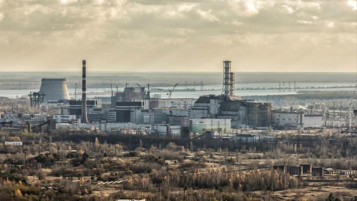Cernobâl se va transforma într-un imens parc al energiei solare