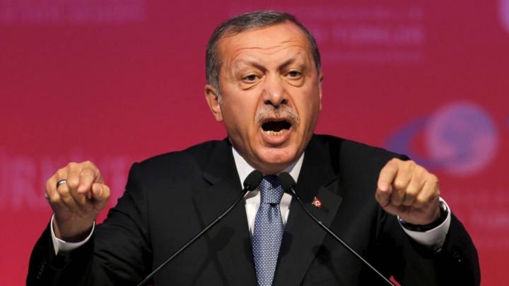 """Erdogan a lansat un nou ATAC DUR la adresa Olandei: """"Au masacrat peste 8.000 de bosniaci musulmani"""""""