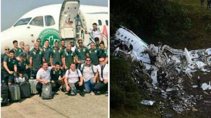 Descoperire IREALĂ despre avionul prăbușit în Columbia