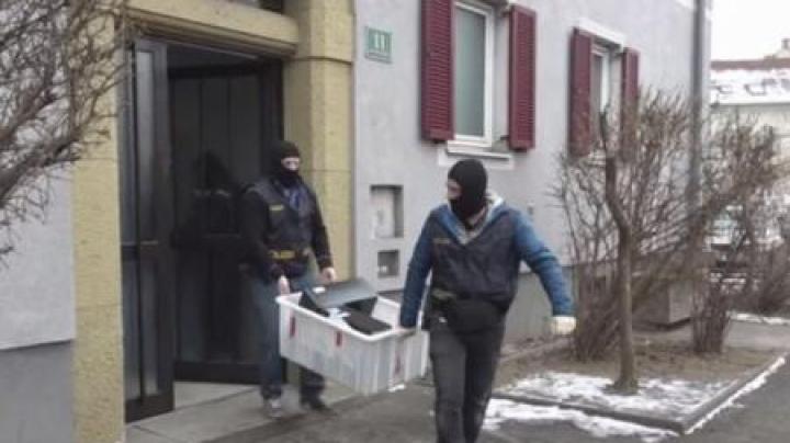 Austria: 14 persoane arestate în cursul unei vaste operațiuni a forțelor de ordine