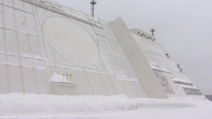 IMAGINI INEDITE cu staţia radar care protejează Moscova de atacuri cu rachete balistice (VIDEO)