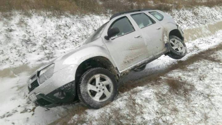 Consulul României în Republica Moldova, implicat într-un accident rutier