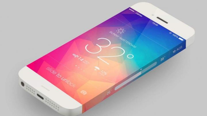 IMPORTANT pentru fanii Apple. iPhone 8 va avea un ecran ce acoperă marginile laterale (FOTO)