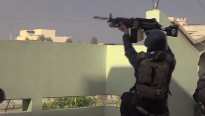 PUBLIKA WORLD: Armata irakiană poartă lupte violente cu militanții Statului Islamic (VIDEO)