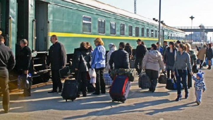 Interdicţia pentru 50.000 de moldoveni care nu pot intra pe teritoriul Rusiei, ANULATĂ