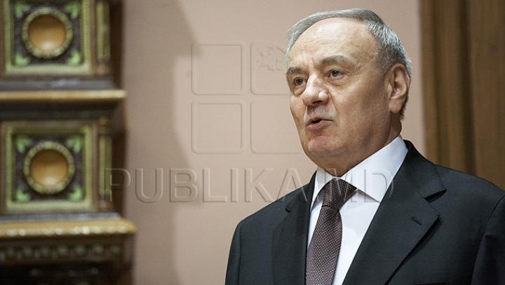 Fostul preşedinte Nicolae Timofti are un nou birou. Unde se află acesta