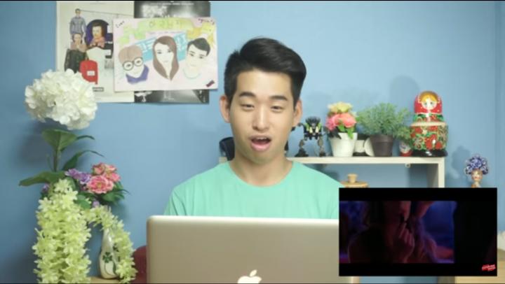 """REACŢIE DE MILIOANE. Trei coreeni privesc prima dată clipul piesei """"Eroina"""" a celor de la Carla's Dreams"""
