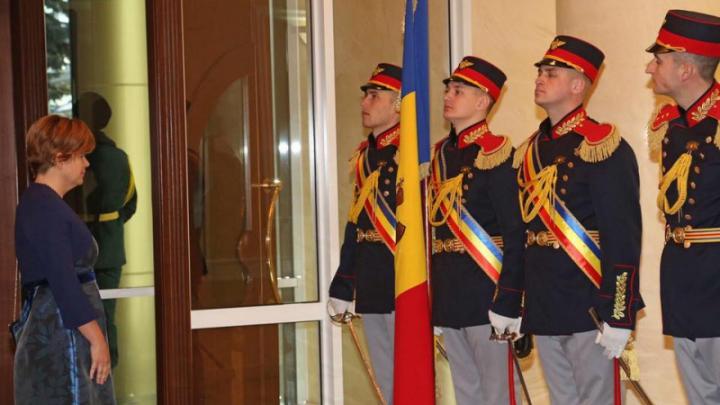 Relaţiile cu ţările străine se întăresc. Patru ambasadori noi, acreditaţi în Moldova