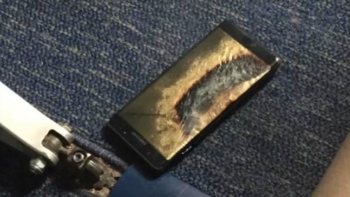 TREBUIE SĂ ȘTII! A fost aflat unul dintre MOTIVELE exploziilor telefoanelor Samsung Galaxy Note 7