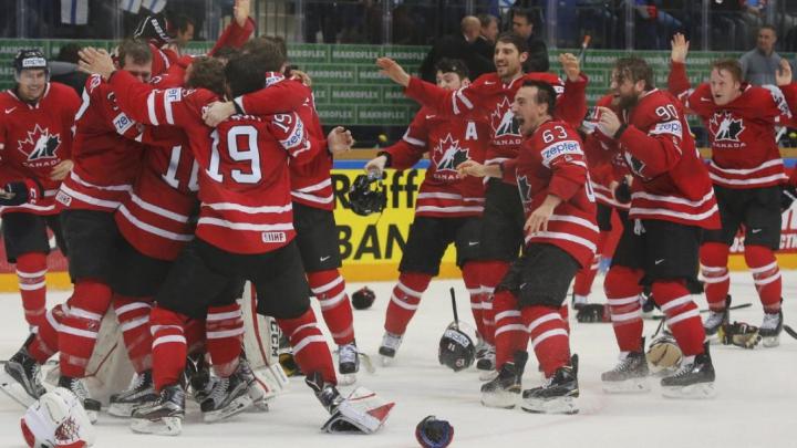 Echipa de hochei a Canadei a câștigat Campionatul mondial de tineret U-20