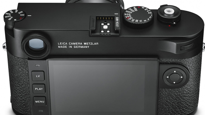 Leica M10 este o bijuterie extravagantă pentru fanii brandului