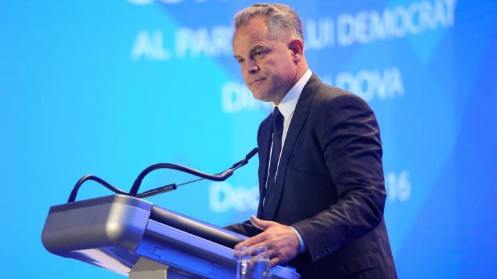 Președintele PDM, Vlad Plahotniuc: Igor Dodon se grăbeşte să-şi pună în practică angajamentele de la Moscova
