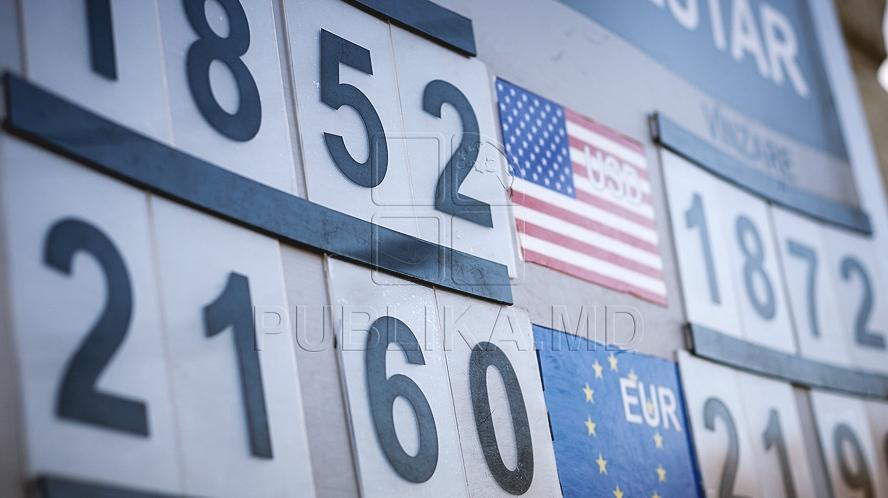 schimb valutar euro leu moldovenesc