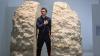 DE NECREZUT! Un artist francez va trăi captiv într-o rocă timp de o săptămână
