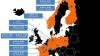 Radiaţii inexplicabile deasupra Europei! Unde au fost înregistrate şi care este sursa