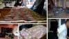 Cinci bărbaţi din Ceadâr- Lunga, reţinuţi la Odesa. Au furat SUME MARI DE BANI dintr-un bancomat (VIDEO)