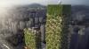 Jungla urbană. Cum va arăta prima pădure verticală din Asia