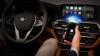 Noul BMW Seria 5, prima mașină de serie care oferă conexiune Apple CarPlay fără fir