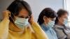 Gripa face ravagii în Ucraina. Zeci de mii de cazuri, înregistrate doar într-o săptămână