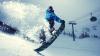 Scotty James şi Chloe Kim, câştigători în proba de halfpipe din cadrul Cupei Mondiale de snowboard
