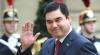 Președintele Turkmenistanului, Gurbangulî Berdîmuhamedov, a obținut un nou mandat