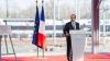 Două persoane împuşcate din greşeală de un poliţist, în timpul discursului preşedintelui Franţei (VIDEO)