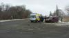 ACCIDENT GRAV cu implicarea unei ambulanțe la Anenii Noi. Patru persoane, internate la spital